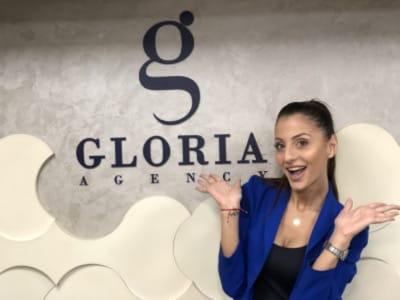 Modelul Gloria Agency a castigat un city break