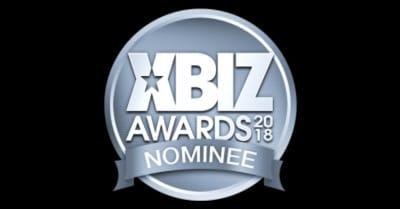 Gloria Agency Receives 2018 XBIZ Awards Nomination