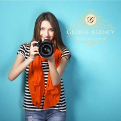 Gloria Agency angajeaza foto/video! Salariu 500Euro net + bonusuri si alte beneficii!